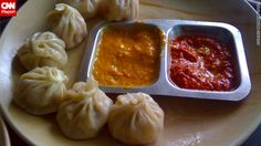 How have I not tried you yet?!  The Nepali momo- a dumpling filled with buffalo, chicken , or other animals.