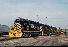 RailPictures.Net Photo: GWWR 3020 Gateway Western Railway EMD GP40 at Kansas City, Missouri by Joe Blackwell