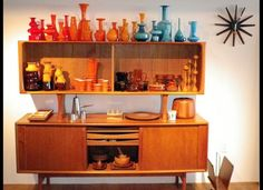I love this sideboard.