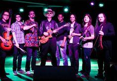 Domingo, dia 4 de agosto, o CCJ recebe o show da banda Maharaja & Friends. A entrada é Catraca Livre.