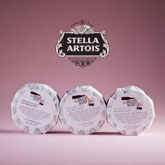 Mydło z piwem Stella Artois Stella Artois Beer, Beer Soap, Brewing