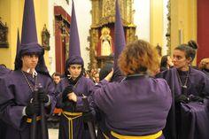 Hermandad de Nuestro Padre Jesús Nazareno y María Santísima de los Dolores. Viernes Santo.