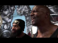 CT Fletcher Motivation: Terry Crews vs C.T. Fletcher - CARNAGE!!! Ft. Big Rob,Samson Strong & Legendary Bulo