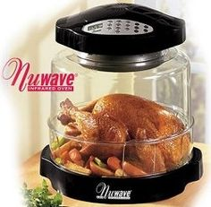 Get information here and recipes for the Nuwave oven and enjoy its amazing capabilities. Enjoy how the Nuwave oven cooks up to 50% faster than...