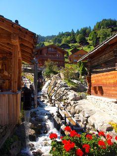 Grimentz, Szwajcaria
