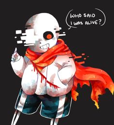 Aftertale by Ryu-Umi on DeviantArt | Sans AU<<<well... You're pretty CHILLED TO THE BONE