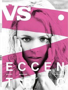 Rachel McAdams - Vs Magazine Fall Winter 2012