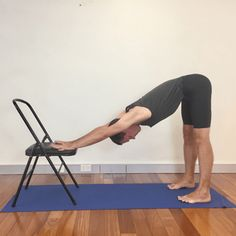 Yoga Poses For a Healthy Spine Yoga Poses For Men, Easy Yoga Poses, Yoga Poses For Beginners, Iyengar Yoga, Ashtanga Yoga, Healthy Spine, Chair Yoga, Yoga Tips, Yoga Benefits