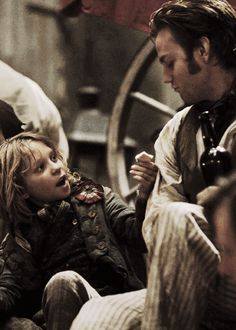 Gavroche and Bahorel. This makes me very sad.