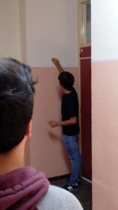 Aquesta fotografia, es va fer amb el nostre primer projecte.