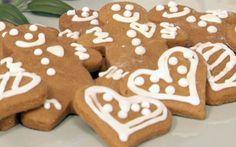 Johanna's gingerbread cookies Recipe by Bobby Flay