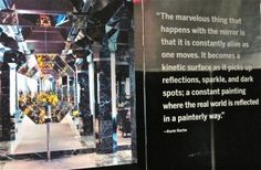 Kevin Roche quote about mirrors. Feng Shui Mirrors, Mirror Quotes, Feng Shui Bedroom, Feng Shui Tips, The Real World, Dark Spots, First Home, Reflection, How To Become