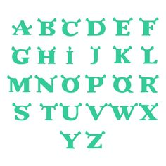 Shrek Font Cuttable Design Cut File. Vector, Clipart, Digital Scrapbooking Download, Available in JPEG, PDF, EPS, DXF and SVG. Works with Cricut, Design Space, Sure Cuts A Lot, Make the Cut!, Inkscape, CorelDraw, Adobe Illustrator, Silhouette Cameo, Brother ScanNCut and other compatible software.