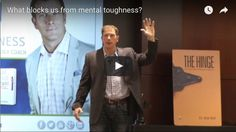(VIDEO) What Blocks Us From Mental Toughness http://drrobbell.com/what-blocks-us-from-mental-toughness/ #mentaltoughness