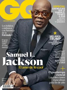 Samuel L. Jackson para GQ Latinoamérica Septiembre 2016