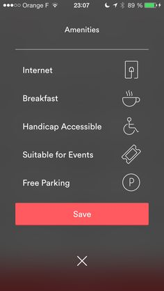 Airbnb new application iOS. https://itunes.apple.com/fr/app/airbnb/id401626263?mt=8 localbizconnect.com | #mobilewebsite