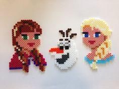 Personajes Hama Hama Disney congelados: Amazon.es: Juguetes y juegos