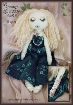 Rain by Jo Hards
