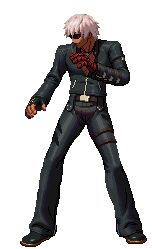 K' (King of Fighters) Animations