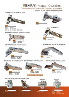 https://www.ibmhcorp.com/ Importar Bisagras Ocultas para Puertas y ...