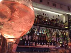 Dux Gin & Cocktail. Ceci est l'endroit idéal de Barcelone! Espagne Barcelone