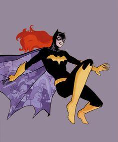 "harleyfq: "" Batgirl #33 """