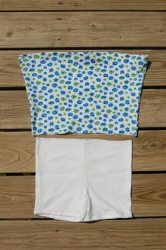 How to make a skort for a little girl