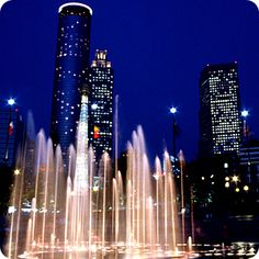 Atlanta♥  A sophisticated southern city; a center of commerce and transportation...home of CNN, Delta and the Federal Reserve. It not only has some fine down home cookin' but will also please the more refined palate. Atlanta provides a wide variety of entertainment with music, theater and fine arts.