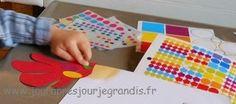 [MVAP] Petit papillon coloré… – Clément, 3 ans 1/2