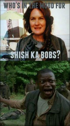 Shish Ka Bobs--so horrible and yet so funny...
