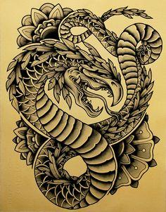Cohen Floch Tattoo | The Evolution of Quetzalcoatl