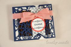 Shadowbox mit Banderole -  Stampin' Up! Florale Fantasien #stampin'up!, #floralefantasien