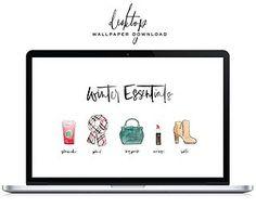 Christmas Desktop Wallpaper | lark & linen | Bloglovin'