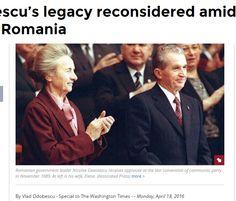 Washington Times despre Ceaușescu și nostalgicii români ai comunismului - Romanii din strainatate - stiri despre diaspora romaneasca