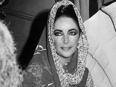 Firooz Zahedi, Elizabeth Taylor in Shiraz, Iran, 1976, Photo courtesy the artist    Visit MUSEUMVIEWS  Please joinIranica Pictura on Facebook, Pinterest & Tumblr