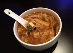 How & Sour Soup Recipe- The secret to the best hot and sour soup is to use the freshest ingredients possible.