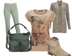 Monday - Casual Outfit - stylefruits.nl