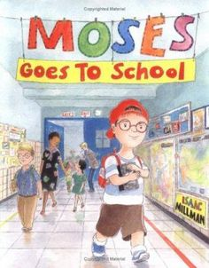 Moses goes to a special school, a school for the deaf. He and all of his classmates are deaf or hard-of-hearing, but that doesn't mean they don't have a lot to say to each other! They communicate in American Sign Language (ASL), using visual signs and facial expressions. Millman follows Moses through a school day, telling the story in pictures and written English, and in ASL, introducing hearing children to the signs for some of the key words and ideas. At the end is a favorite song in sign!