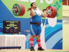 Asian Weightlifting Championship: Nooh finishes 12th in Rio qualifiers - The Express Tribune