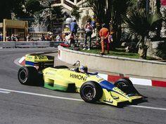 Gabriele Tarquini - Coloni FC188B (Ford) - 1988 - Monaco