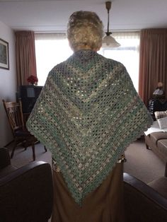 Granny omslagdoek