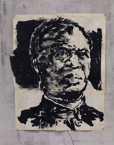 William Kentridge, 'Untitled (Kwame Nkrumah),' 2016, Goodman Gallery