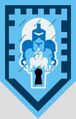 The most organized list of Nexo Knight shield images on the Internet.