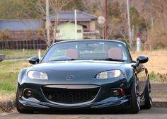 Nos gusta el Miata de @kuratti365   ClubJapo. Portal de coches japoneses