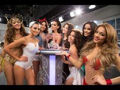 Nuestra Belleza Latina VIP: Primer Programa - YouTube