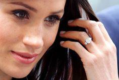 Meghan Markle Engagement Ring, Royal Engagement Rings, Celebrity Engagement Rings, Wedding Rings, Meghan Markle Wedding Ring, Elizabeth Taylor Engagement Ring, Meghan Markle Ring, Princess Diana Engagement Ring, Royal Families