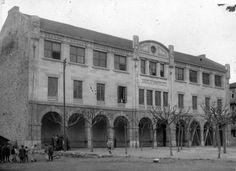 Escuelas de Las Arenas  GureGipuzkoa.net | Escuelas municipales de Las Arenas © CC-BY-SA: Indalecio Ojanguren