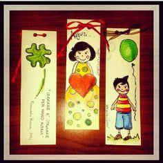 Segnalibri handmade :)