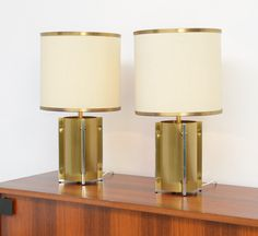 Pair of hanging lamps by nanny still for raak vintage design exclusive pair of table lamps by g sciolari for sciolari roma mozeypictures Image collections