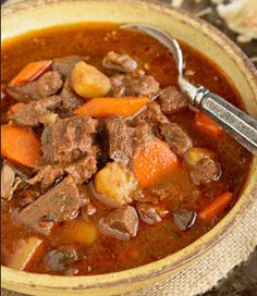 Learn how to cook the perfect goulash in your slow cooker with this Traditional Hungarian Goulash recipe. This slow cooker Hungarian goulash recipe is so authentic, it will have you planning a trip to Budapest just to compare yours to the real thing!